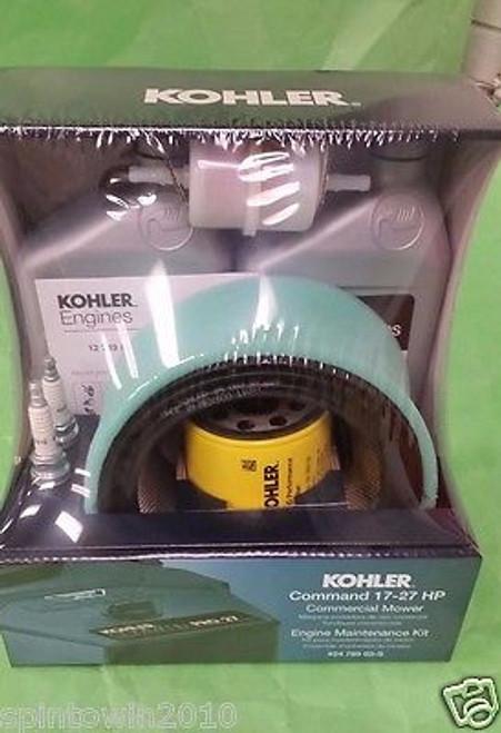 KOHLER TuneUp Kit 24 789 03-S Command CV17-25 CV730-740