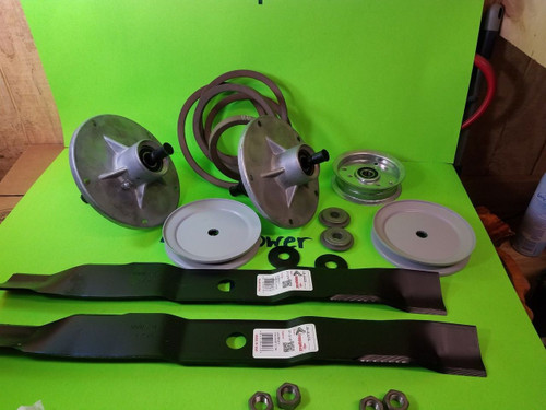 "Murray 425001x99A 42"" Lawn Mower Deck Parts Rebuild Kit"