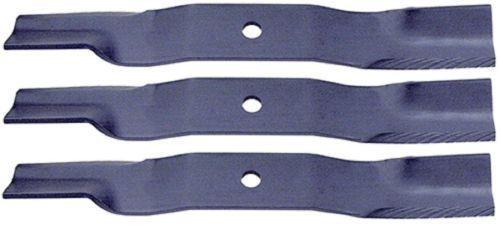 """Set/3 54"""" mower blades ZG23, Z125E, Z125S, ZG127 K5617-34330X"""