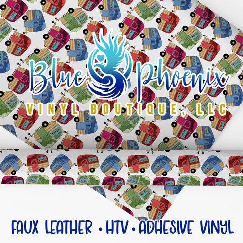 CAMPERS 2021 PATTERNED VINYL OR LEATHER