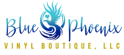 Blue Phoenix Vinyl Boutique