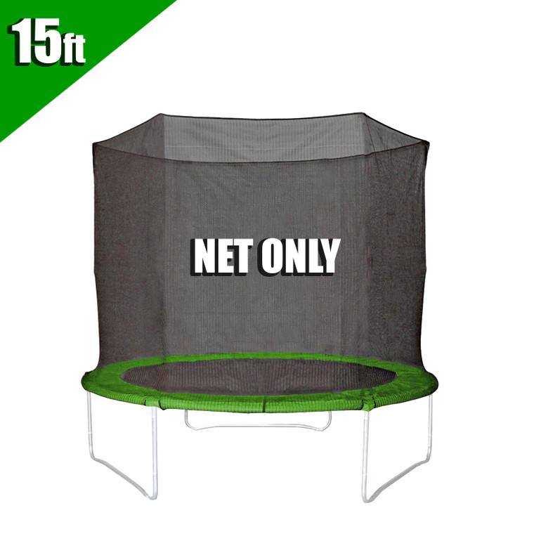 Action 15ft Enclosure Net (8 pole)