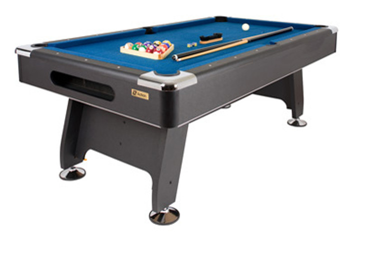 Edit a Product - Action 7' x 3' Pool Table W/Blue top (S000989B)