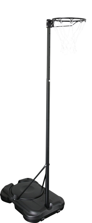Action Sports Black Netball Stand