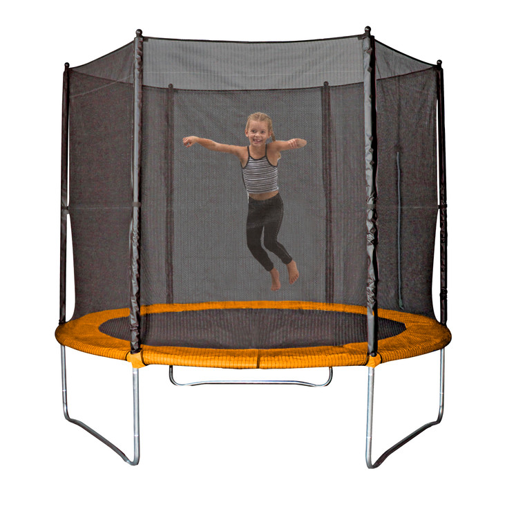 Action Sports 8ft Trampoline
