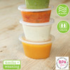 Product Babypotz Assorted Pack (50 Pots and Lids)