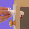 Dreambaby Magnetic Lock 2 Locks 1 Key Dreambaby