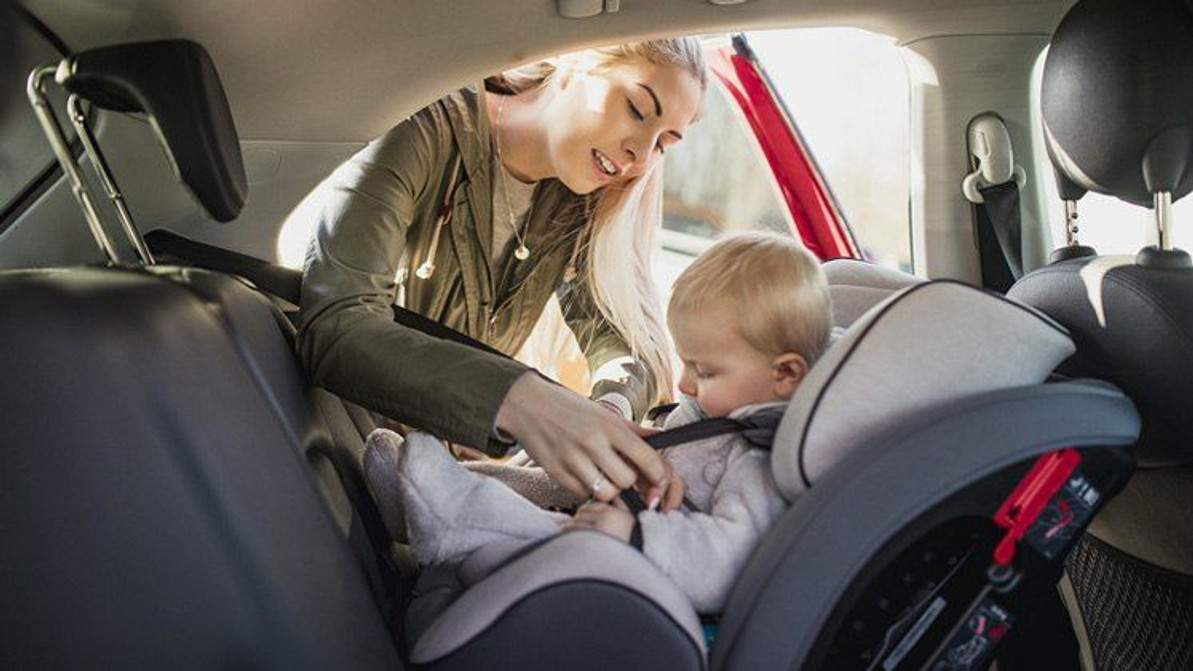 Baby on Board: In-Car Safety with Little Ones