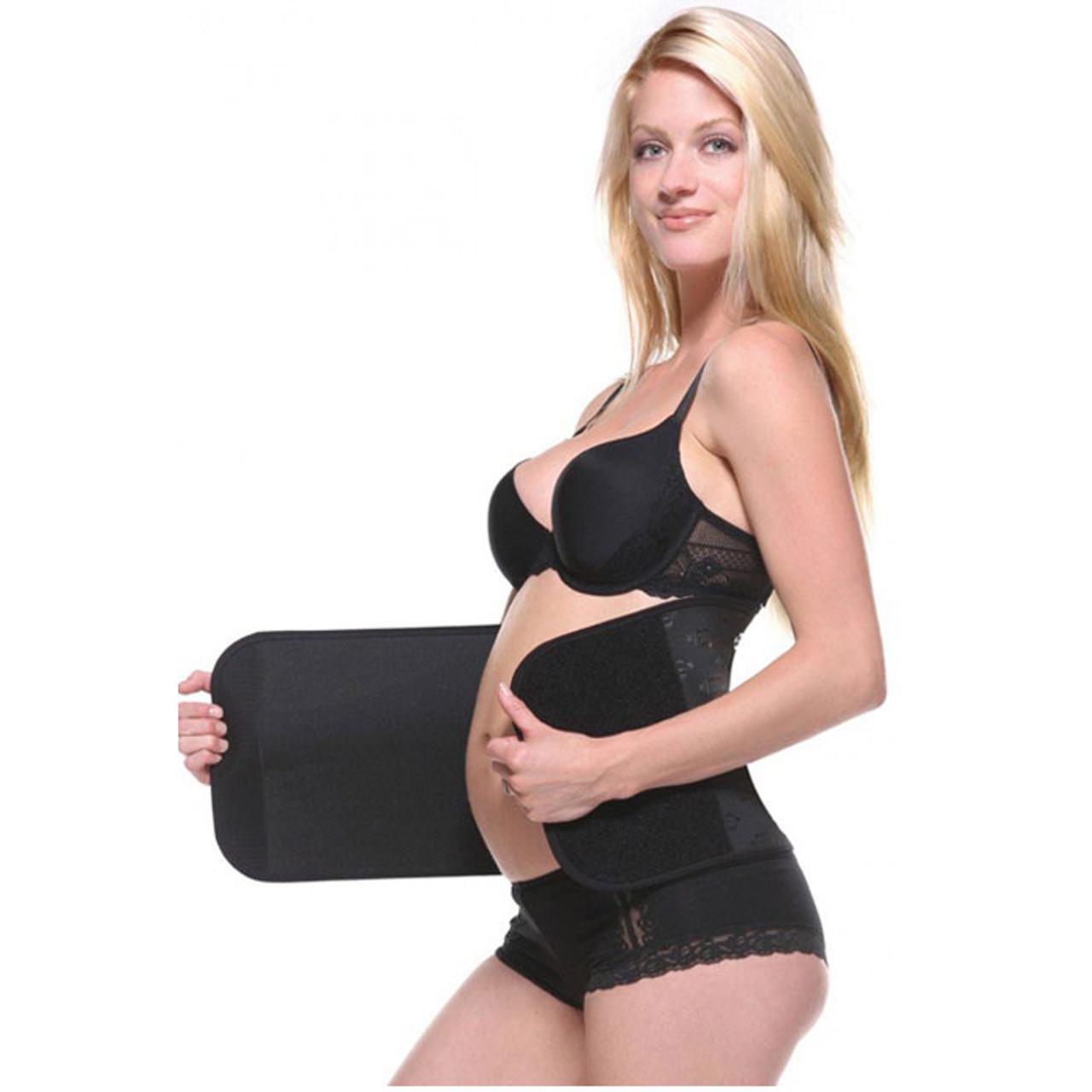 3be298eedba1ea Belly Bandit Original Black (Postpartum):Next Day Delivery