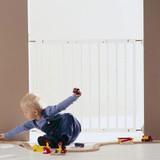 BabyDan ProductBabyDan Multidan Metal Safety Gate - White (W 62.5-106.8 cm)