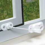 Dreambaby Window Restrictor - Keyless up close