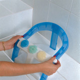 Dreambaby Fold Away Bath Seat with Open/Close T-Bar live