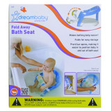 Dreambaby Fold Away Bath Seat with Open/Close T-Bar box
