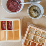 Haakaa Baby Food and Breast Milk Freezer Tray - 9 Compartments