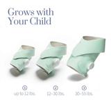Owlet Smart Sock Plus 3 Mint weights