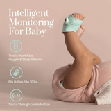 Owlet Smart Sock Plus 3 Mint Monitoring