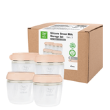 Haakaa Gen. 3 Breast Milk Storage Set