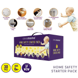 Clevamama Home Safety Starter Pack - 30 Pcs about