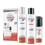 Nioxin Loyalty System Kit 4 (Thinning, Fine, Treated)