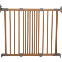 BabyDan Flexi Fit Wooden Stair Gate (69 - 106.5 cm) BabyDan