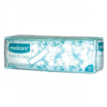 Medicare Maternity Pads - 10 Pack