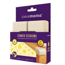 Clevamama Corner Cushions - 4 Pack