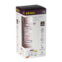 Beaba Set of 3 conservation jars -120ml (4oz) / 240ml (8oz) / 420ml (14oz) Beaba