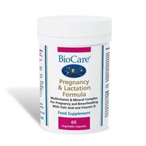 Biocare Pregnancy & Lactation Formula (60cps)