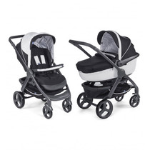 Chicco Trio StyleGo Travel System - Black Night Chicco
