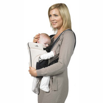 Babylo Baby Carrier Black