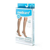 Compression Stockings Open Toe - Suitable for Maternity