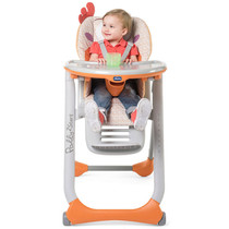 Chicco Polly 2 Start Highchair - Fancy Chicken Chicco