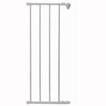 BabyDan 33 cm Extension Section - White