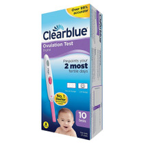 Clearblue Digital Ovulation Test - 10 Tests