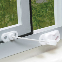 Dreambaby Window Restrictor - Keyless up close