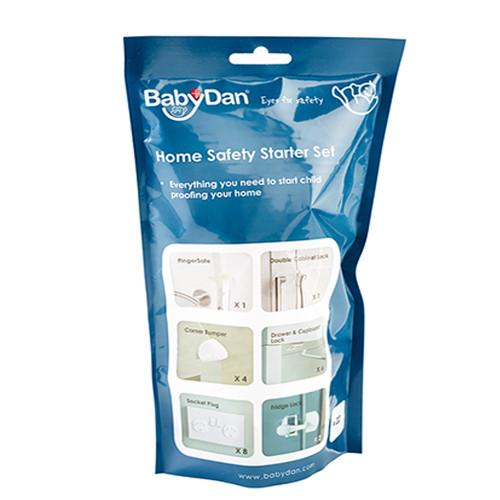 BabyDan Safety Starter Set 22 Piece