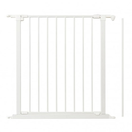 BabyDan Configure Gate /Flex Hearth Gate Door Section White 72cm