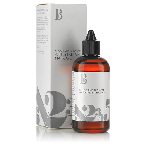 Bloom And Blossom Anti Stretch mark Oil 100ml