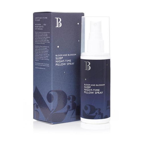 Bloom And Blossom Sleep Night Time Pillow Spray 75ml