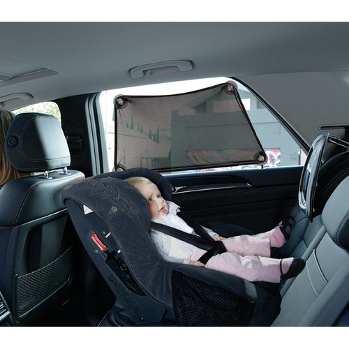 Dreambaby Adjusta Car Shade Live