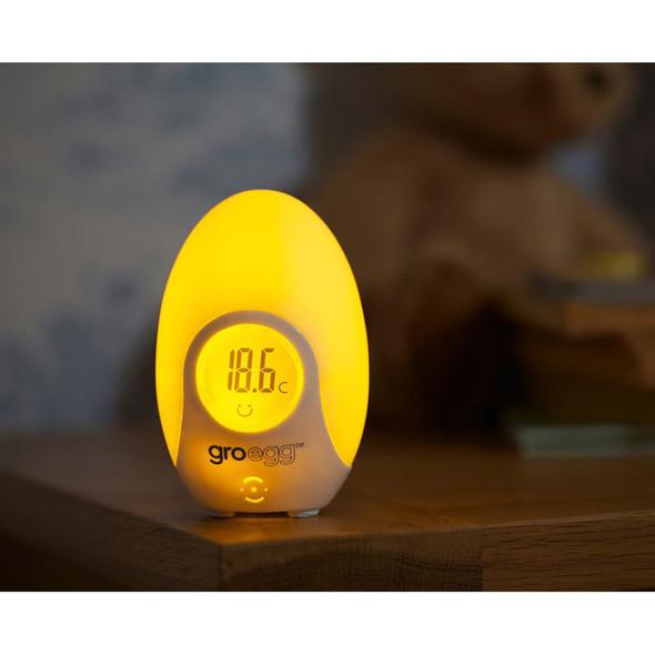 Gro-Egg Room Thermometer Gro Company