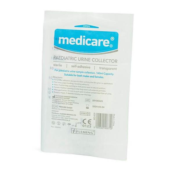 Medicare Paediatric Urine Collector