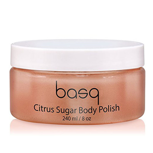 Basq Citrus Sugar Skin Perfecting Scrub