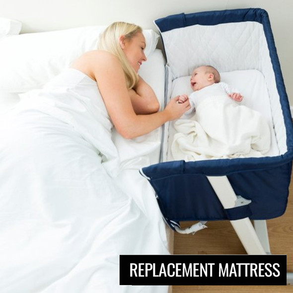Replacement Crib Mattress - Fits Babylo Cribs