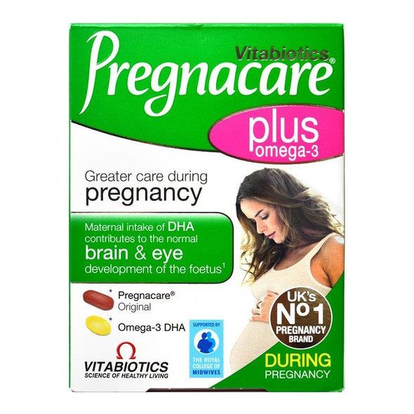 Vitabiotics Pregnacare Plus