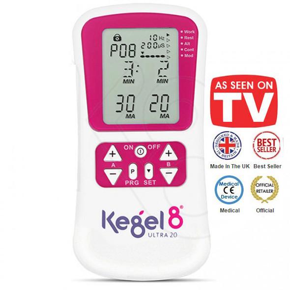 Kegel8 Ultra 20 Electronic Pelvic Toner Kegel8