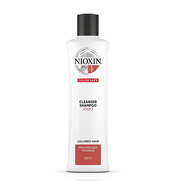 Nioxin Cleanser 4 - 300ml (Shampoo)