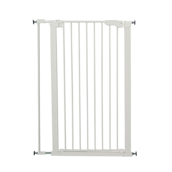 BabyDan Pet Gate Extra Tall - White Inc 1 Ext (73-86cm; Max 120) BabyDan