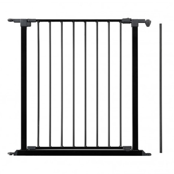 BabyDan Configure Gate /Flex Hearth Gate Door Section Black 72cm