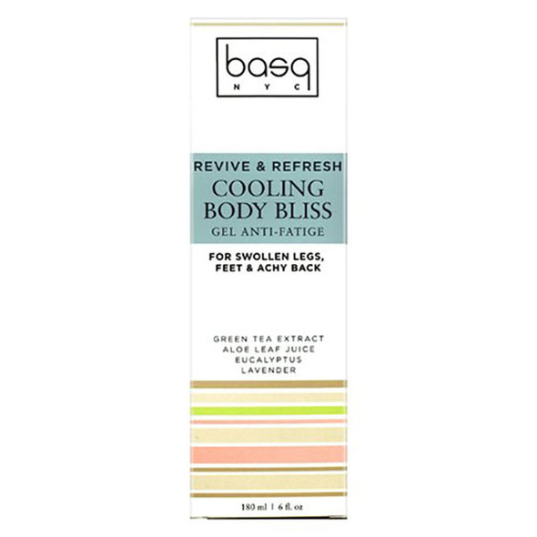 Basq Cooling Body Bliss Lotion Basq
